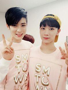 NCT Jaehyun & Ten