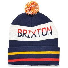http://www.kickz.com/fi/brixton-pipot-brixton-beanie-fairmont-pom-navy-114766452