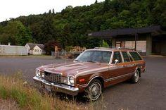 1979 Plymouth Volaré Premier Wagon.