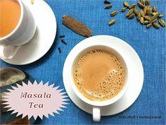 KUZHALI'S SAMAIYALARAI: MASALA TEA/MASALA CHAI RECIPE - MASALA TEA POWDER-...