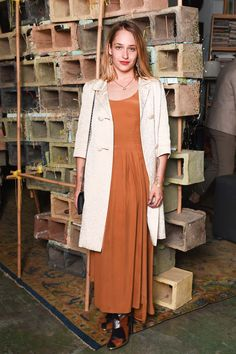 Katy Perry, Dakota Fanning, and Jemima Kirke Toast Rodarte's Latest…
