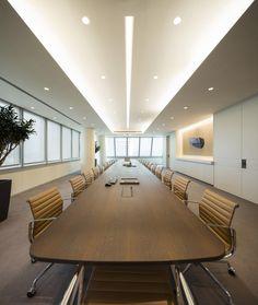 Finansbank Headquarters Interiors | Pei Cobb Freed & Partners; Photo: Fernando Guerra, Pei Cobb Freed & Partners | Archinect