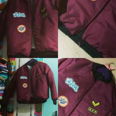 Bomber talla s  #mds #hechoenchile