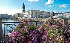 Gothenburg, I love my svenska treskor!