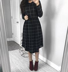 Chloe Dress - Multiple Color Options