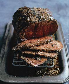 Mustard Roast Beef
