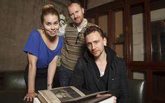 coriolanus tom hiddleston - Google Search