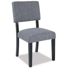 Elias Gray Armless Chair 4D-BF04G- American Furniture Warehouse $48