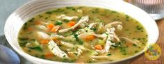 Rori Mullinos of Nutritional Angel gives us her amazing nutritional tips and recipe for making your own chicken soups. Chicken Soups, Basic Math, Cheeseburger Chowder, Yummy Treats, Curry, Lunch Box, Nutrition, Angel, Club
