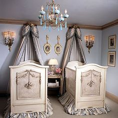 Gorgeous Twin Baby Rooms Babies Cribs S Beds