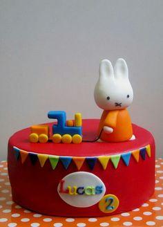 Simple nice cake nijntje