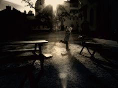 Irma Haselberger is an urban street photographer. She has been working as an artist and architect in Vienna for 25 years. Mostly her focus is urban street photography with ordinary people and how they interact with those around them. Irma's use of featureless blacks, light areas within the frame and the textures she introduces to the image add a magical depth to her photos.