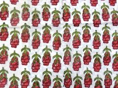 Indian Hand Block Print Dressmaking Cotton Fabric Craft Sewing By Yards A302 #Handmade