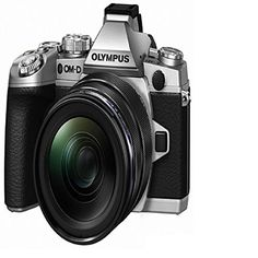 Introducing Olympus OMD EM1 Camera with 1240mm F28 PRO Lenssilver wblack trim  International Version No Warranty. Great product and follow us for more updates!