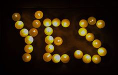 Candle's of Hope YES
