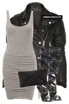 """""""Untitled #2505"""" by whokd ❤ liked on Polyvore featuring Burberry, Giuseppe Zanotti, Vlieger & Vandam, women's clothing, women, female, woman, misses and juniors"""