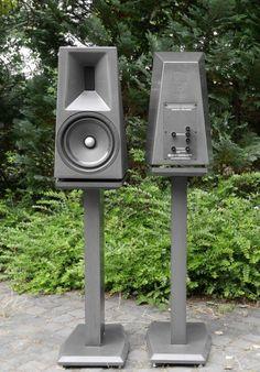 GERMAN HIGHEND Lautsprecher AV6, aus Beton