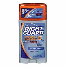 SAVE $2.00/2 Right Guard Antiperspirant or Deodorant Products (Excludes Right Guard Sport)