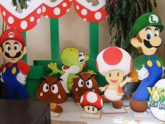 Super Mario Brothers props