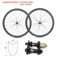 Disc road bicycle wheelset tubular carbon rims, Hubs Novatec with sapim xc-ray spokes, Weight: 1120 grams lightweight. Bicycle Types, Bicycle Parts, Mountain Bicycle, Mountain Biking, Road Bike Wheels, Bicycle Rims, Cross Country Trip, Carbon Road Bike, Cool Bike Accessories