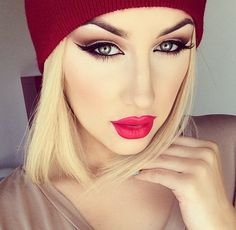 So gonna try this look... Or attempt to at least. Lol!