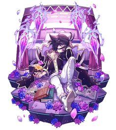 「紫燐灰の誘惑」アメシスト Art Anime, Anime Chibi, Manga Art, Kawaii Anime, Anime Manga, Anime Guys, Game Character Design, Character Design Inspiration, Character Art