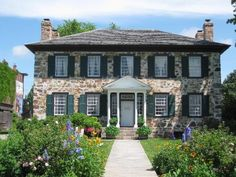 Ermatinger Old Stone House, Sault Ste. Marie, Ontario