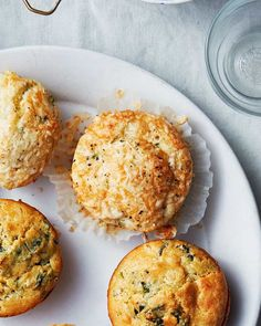 Forget everything you know about basic blueberry or banana muffins. These next-level recipes will wake up your breakfast routine with flavorful grains, fruit-forward batters, and protein-packed fillings. (One even has an entire hard-boiled egg inside!) Plus, they're easy like Sunday morning -- whip up a batch and enjoy them any day of the week.