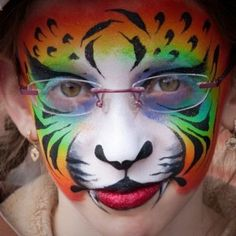 eXotats Face Painting & Body Art Event/Party Service, Hire a Face Painting Artist! | Exotats Body Art