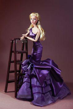 Purple●‿●