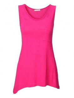 Female Pure Color Render Vest Sleeveless Round Collar T-shirt  Tank Tops