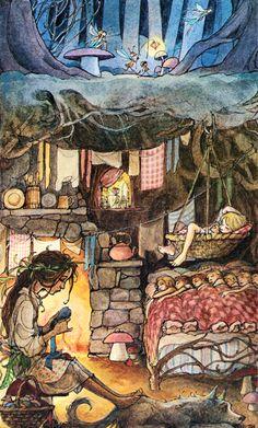 .Иллюстратор Trina Schart Hyman.Автор James Matthew Barrie.Страна США.Год издания 1980.Издательство Scribner.Купить книгу или переиздание..amazon.com............................................