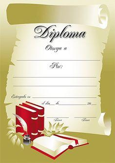 Plantillas y fondos para diplomas | laclasedeptdemontse