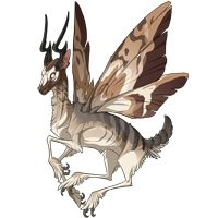 Death's-head Stag - FlightRising