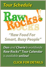 The Living Light Difference | Raw Food Chef