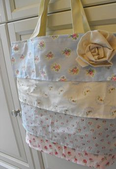 Ruffle purse #DIY