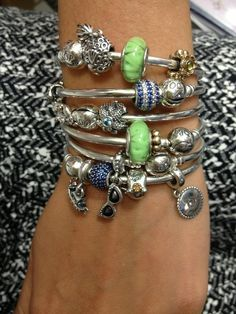 Love these! I want one of these bangles!!!!