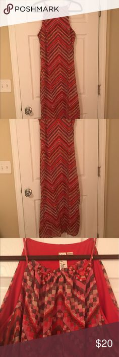 Emma Michele maxi dress size 12 in good condition Pre-owned like new Emma Michele Dresses Maxi
