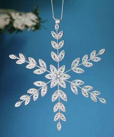 @Charlene Saunders Saunders Saunders Saunders Sutton - a different idea for a snowflake design.