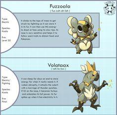 Koala Fakemon by Twime777 on DeviantArt