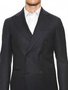 COOL CHIC STYLE to dress italian: SHOPPING || SUITSUPPLY FOR PARK & BOND DOUBLE BREASTED SUIT