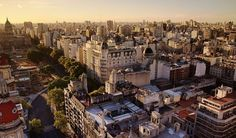 Famous Squares of Buenos Aires Walking Tour