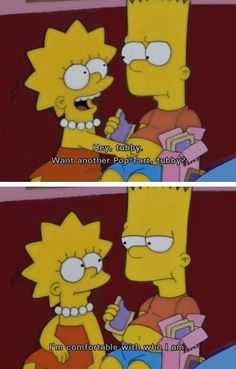simpsons thats like me XD Simpsons Funny, Simpsons Quotes, Simpsons Videos, Simpsons Art, Funny Memes, Hilarious, Stupid Memes, Funny Gifs, Favorite Tv Shows