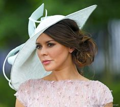 hairstyles for hats ascot - Google Search