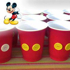 Mickey's idea