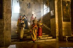 """JERUSALEM"" (Imax film): Church of the Holy Sepulchre"