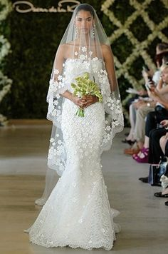 Melissa Rivers Wedding Dress