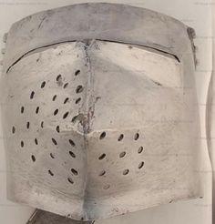 Houndskull Visor, Philadelphia Museum of Art, Philadelphia  1380-1400…