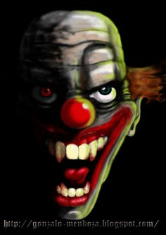 Another Wicked Clown