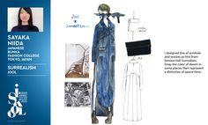 #isko #iskool #denim #projects #sketches #denimlovers #designAward #shortlisted #finalist #BunkaFashionCollege @mavieu